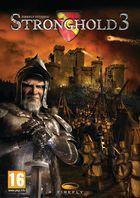 Portada oficial de Stronghold 3 para PC