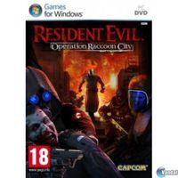 Portada oficial de Resident Evil: Operation Raccoon City para PC