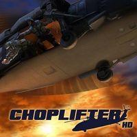 Portada oficial de Choplifter HD para PC
