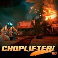 Portada oficial de Choplifter HD PSN para PS3