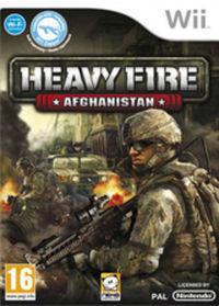 Portada oficial de Heavy Fire: Afghanistan para Wii