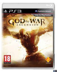 Portada oficial de God of War: Ascension para PS3