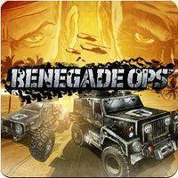 Portada oficial de Renegade Ops PSN para PS3