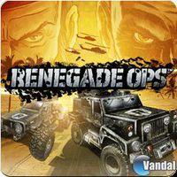 Portada oficial de Renegade Ops para PC