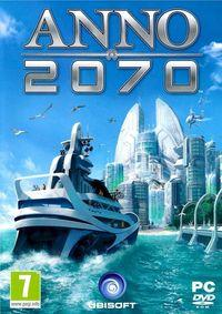 Portada oficial de Anno 2070 para PC
