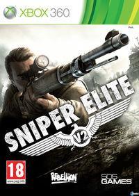 Portada oficial de Sniper Elite V2 para Xbox 360