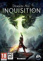 Portada oficial de Dragon Age Inquisition para PC