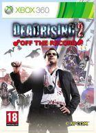 Portada oficial de Dead Rising 2: Off the Record para Xbox 360
