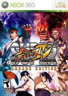 Portada oficial de Super Street Fighter IV: Arcade Edition para Xbox 360