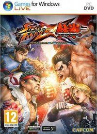 Portada oficial de Street Fighter X Tekken para PC