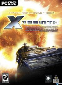Portada oficial de X Rebirth para PC