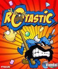 Portada oficial de Rotastic PSN para PS3