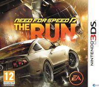 Portada oficial de Need for Speed: The Run  para Nintendo 3DS