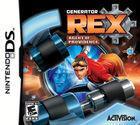 Portada oficial de Generator Rex: Agent of Providence para NDS