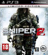 Portada oficial de Sniper: Ghost Warrior 2 para PS3