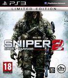 Portada oficial de Sniper: Ghost Warrior 2 para PS3