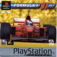 Portada oficial de Formula 1 97 para PS One