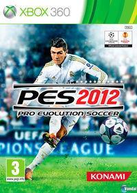 Portada oficial de Pro Evolution Soccer 2012 para Xbox 360