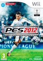 Portada oficial de Pro Evolution Soccer 2012 para Wii