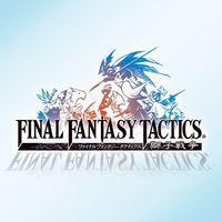 Portada oficial de Final Fantasy Tactics: The War Of The Lions para Android