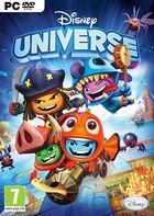 Portada oficial de Disney Universe para PC