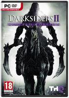Portada oficial de Darksiders II para PC