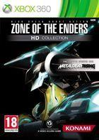 Portada oficial de Zone of the Enders HD Collection para Xbox 360