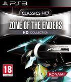 Portada oficial de Zone of the Enders HD Collection para PS3