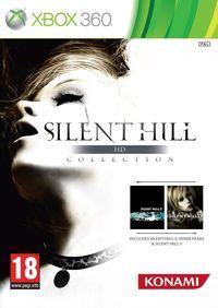 Portada oficial de Silent Hill HD Collection para Xbox 360