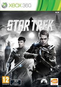 Portada oficial de Star Trek para Xbox 360