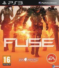 Portada oficial de Fuse para PS3