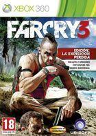 Portada oficial de Far Cry 3 para Xbox 360