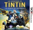 Portada oficial de Las aventuras de Tint�n: El secreto del Unicornio para Nintendo 3DS