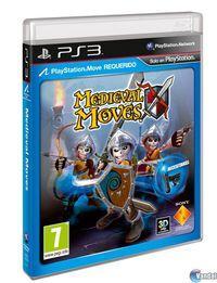 Portada oficial de Medieval Moves: Deadmund's Quest para PS3