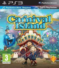 Portada oficial de Carnival Island PSN para PS3