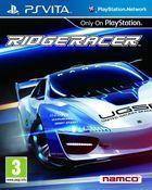 Portada oficial de Ridge Racer Vita para PSVITA