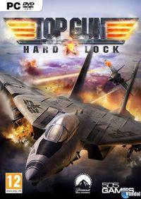 Portada oficial de Top Gun: Hard Lock para PC