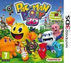 Portada oficial de Pac-Man Party 3D para Nintendo 3DS