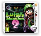 Portada oficial de Luigi's Mansion 2 para Nintendo 3DS