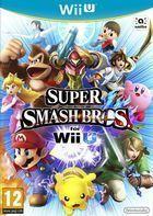 Portada oficial de Super Smash Bros. para Wii U