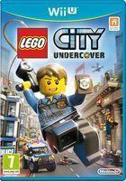 Portada oficial de LEGO City Undercover para Wii U
