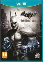 Portada oficial de Batman: Arkham City Armored Edition para Wii U