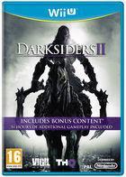 Portada oficial de Darksiders II para Wii U