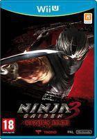 Portada oficial de Ninja Gaiden 3: Razor's Edge para Wii U