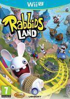 Portada oficial de Rabbids Land para Wii U