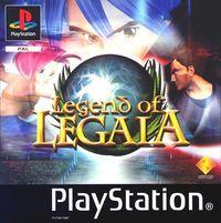 Portada oficial de Legend of Legaia para PS One