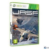 Portada oficial de Jane's Advanced Strike Fighters para Xbox 360