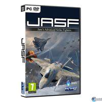Portada oficial de Jane's Advanced Strike Fighters para PC