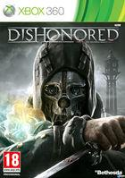 Portada oficial de Dishonored para Xbox 360