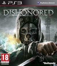 Portada oficial de Dishonored para PS3